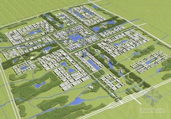 [上海]大型国际医学园区规划及单体设计方案文本(含CAD、国外知名建筑设计公司)