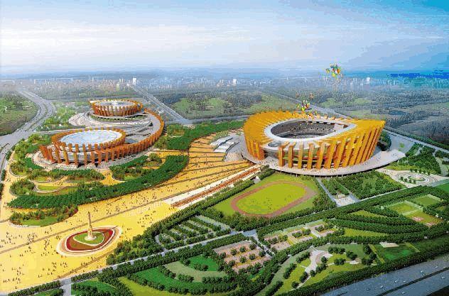 [内蒙古]某中心体育场给排水施工组织设计