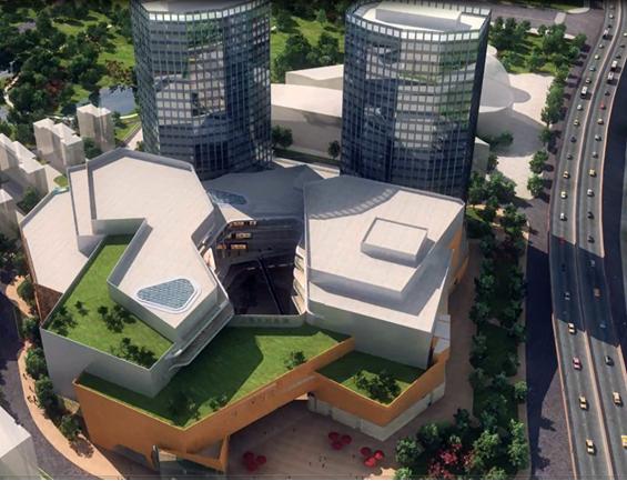 利福上海闸北项目综合机电供应及安装专业分包工程施工组织设计