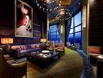 酒店休息区3D模型下载
