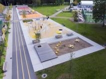 瑞典苏萨斯巴肯新公园