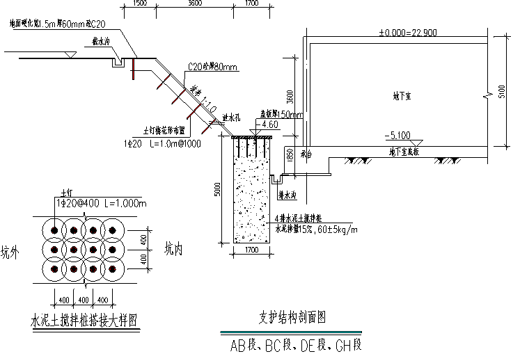 [武汉]综合性群体建筑深基坑工程安全专项施工方案(专家论证版)_2