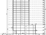 5套商务办公楼建筑设计施工图CAD