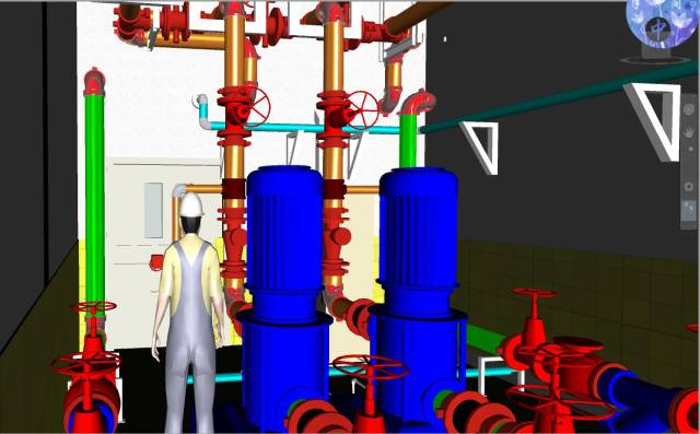 看BIM技术如何应用于风管水管预制安装?_14