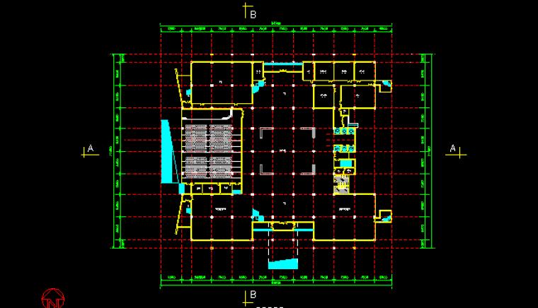 安徽财贸学院图书馆建筑设计方案