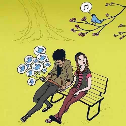 清华美女博士画了一组深入骨髓的漫画,无人幸免,全部躺枪..._4