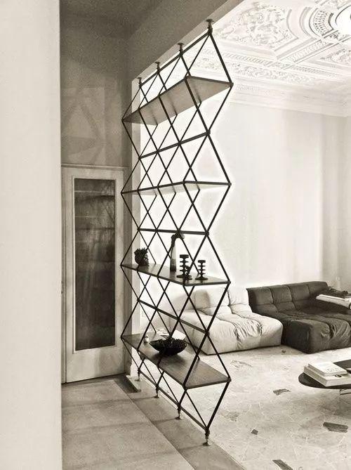 设计师教你10种隔断方法,比砌墙强100倍_5