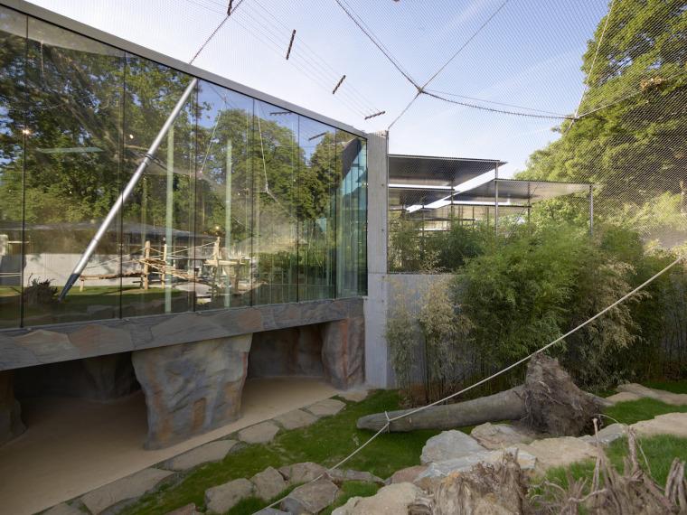 当代Antwerp动物园改建-4