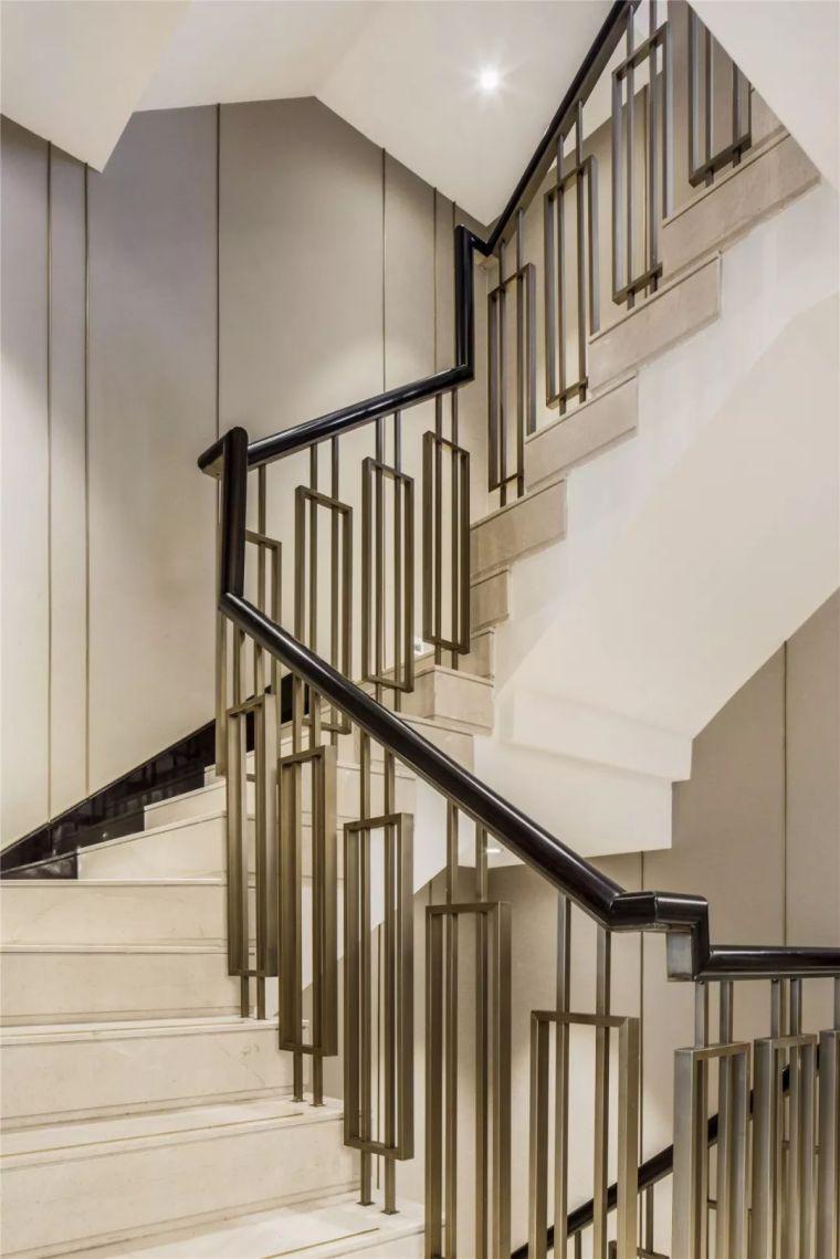 450㎡现代别墅设计,高贵与品质兼备!_13