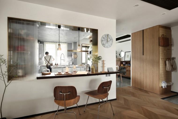 135平方米改造的精装修住宅-1532078109478838