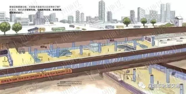 地铁是怎样建成的?超有爱的绘图让您大开眼界!_48