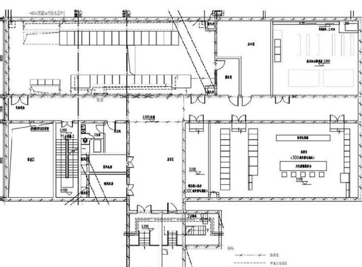 河南综合管廊电气施工图