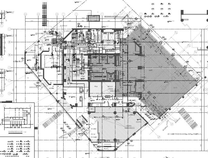 上海24层建筑给排水设计图_2