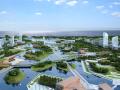 [浙江]杭州湾新区北部城市板块分区规划和城市景观设计方案(PPT+65页)