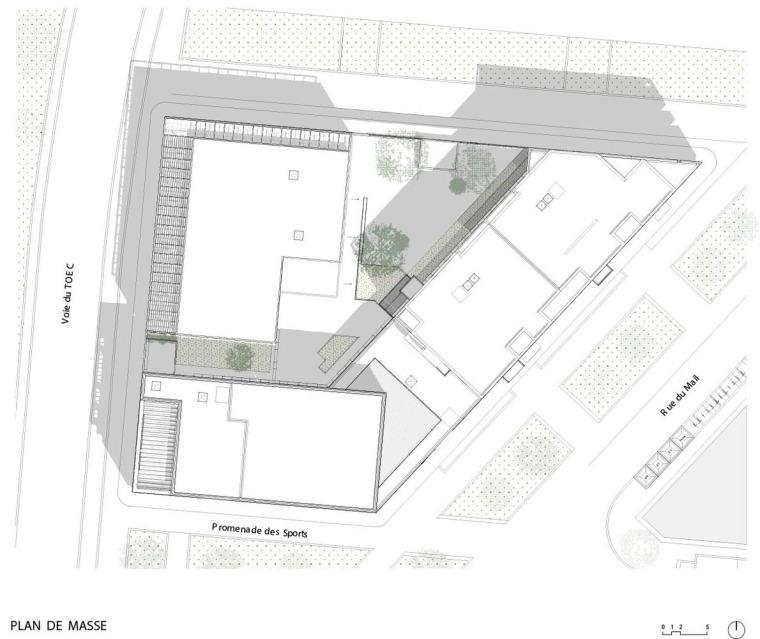 Plan_Masse_-_ZAC_Cartoucherie_-_◊lot_1.3_-_Taillandier_Architectes_AssociÇs