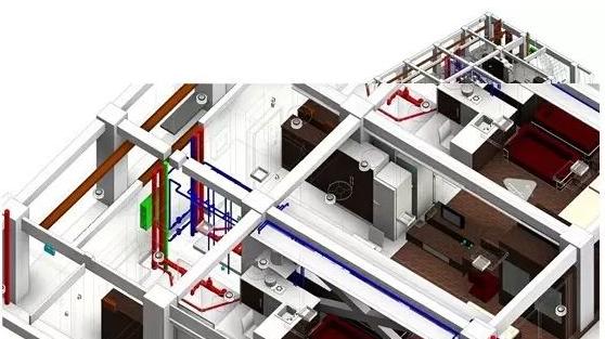 BIM建筑方案设计应用-柱、梁和结构支架