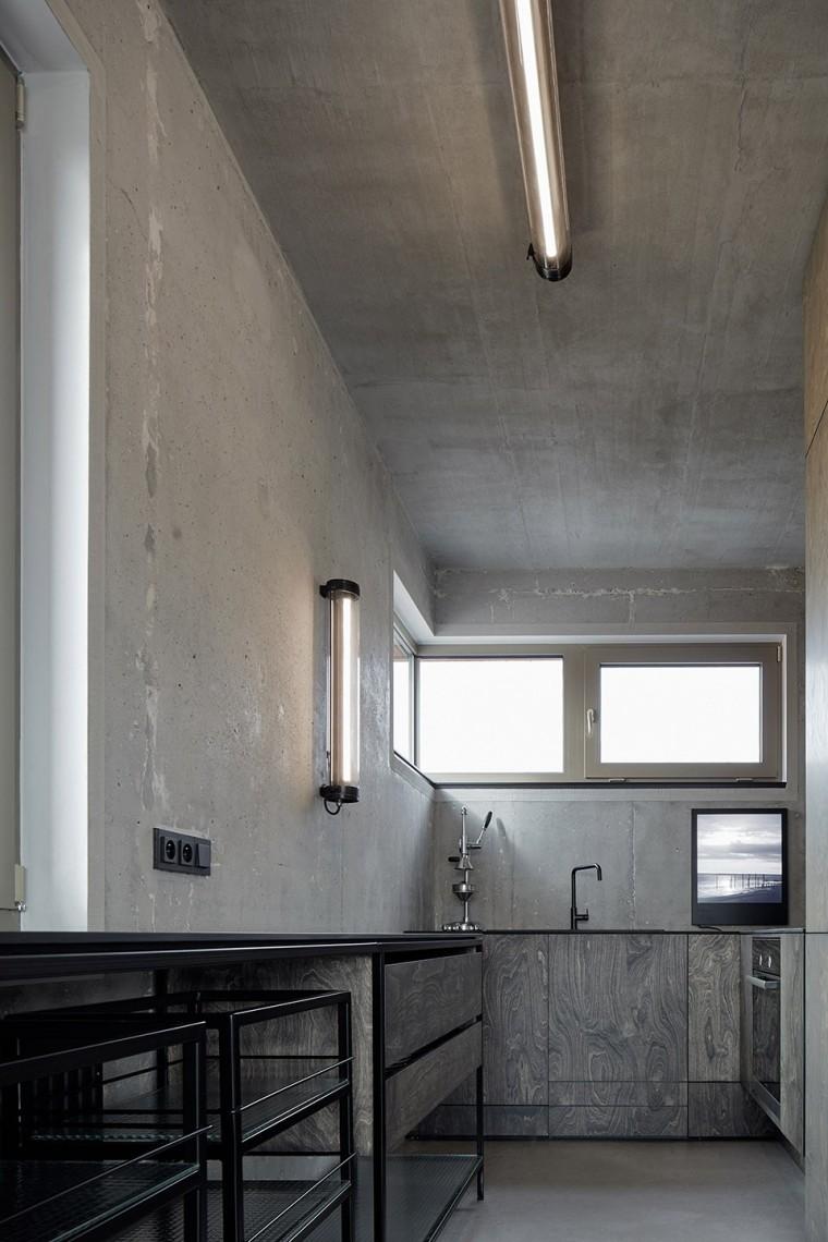 """""""非典型""""工业风-布拉格公寓设计_10"""