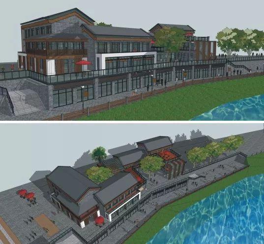 带你玩转文化特色,民俗商业街区规划设计方案!_26
