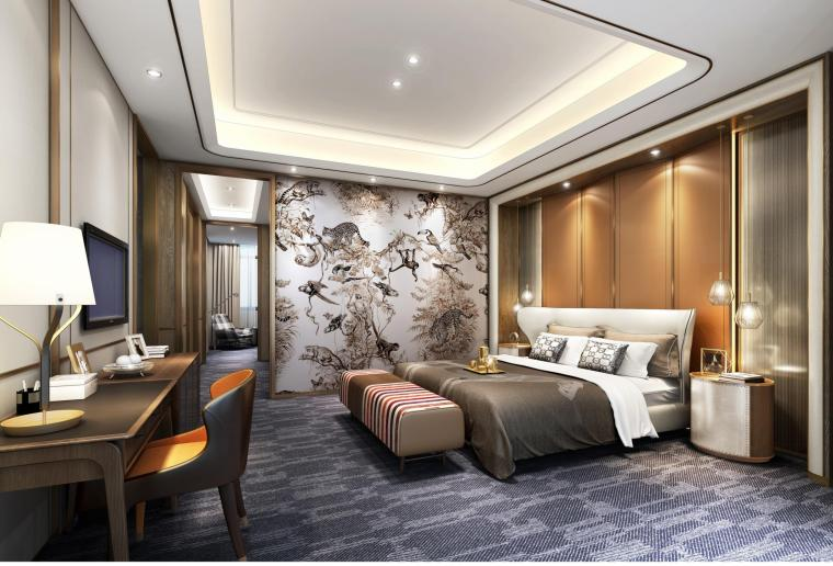 梁志天-苏州保利独墅西岸项目示范单位深化设计方案55P+效果图