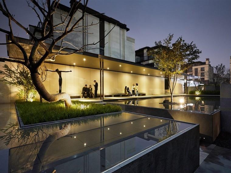 居住区与别墅庭院景观设计的差异解析