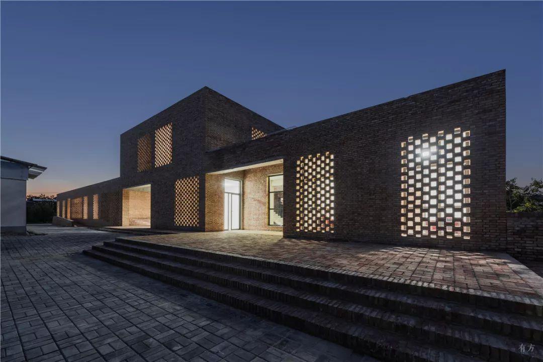 新作|重塑人文品质:三河村村民活动中心/垣建筑设计工作室