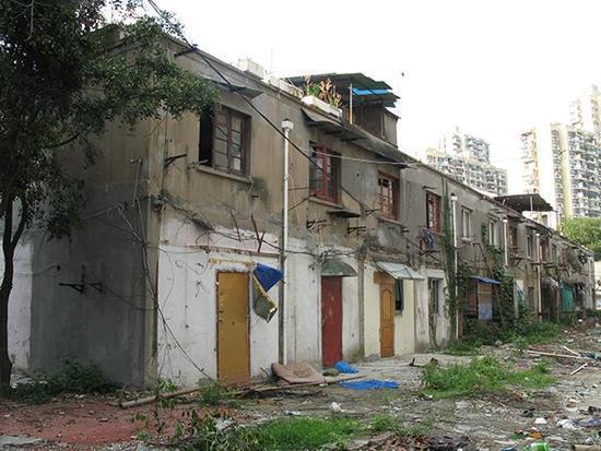 """上海最后的成片工人住宅""""两万户""""整体保留"""