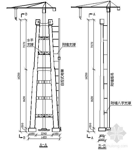 悬索桥施工全套示意图