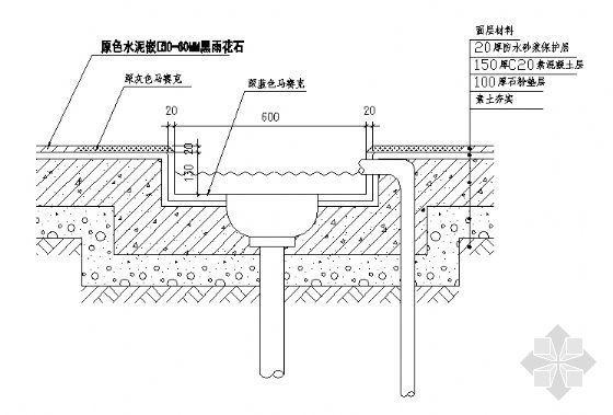 洗脚池详图-2