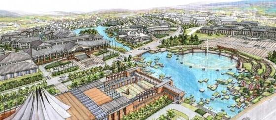 [云南]超五星级花园式酒店建筑设计方案文本(知名设计院)