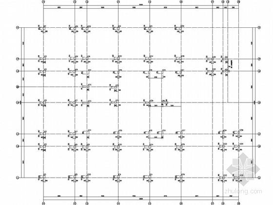 [广东]地上四层框架结构教学楼结构施工图