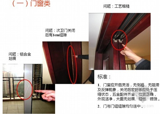 建筑工程精装修房施工要求及质量控制和验收标准培训讲义(176页)