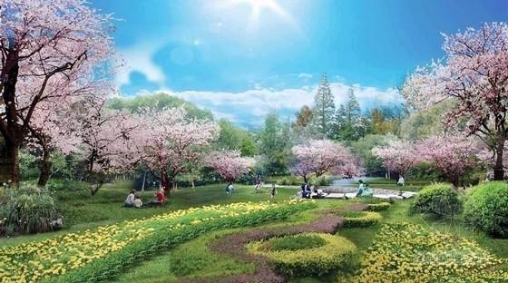 [分享]园林景观绿化施工合同145房屋设计图平方图片