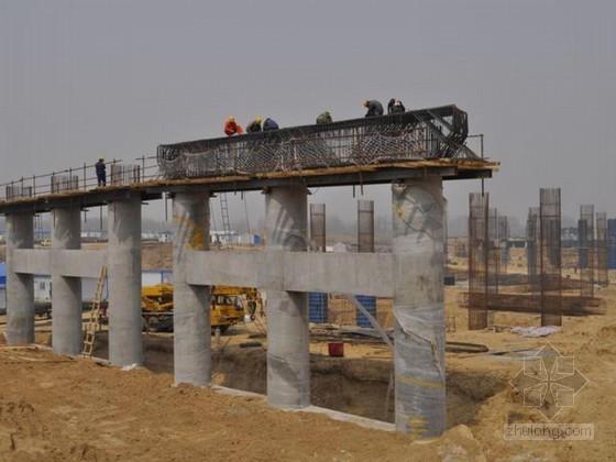[天津]桥梁工程墩柱施工专项方案