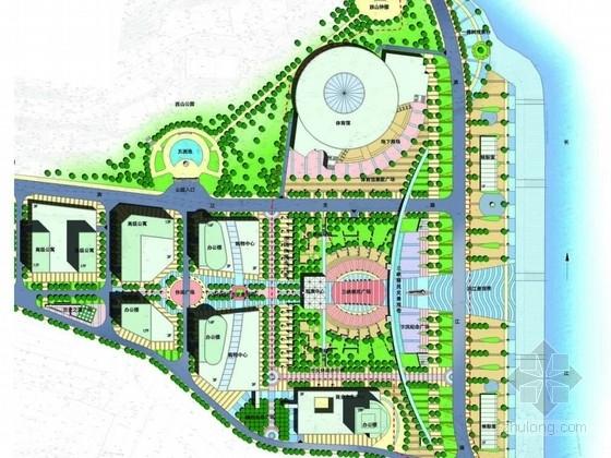 [重庆]广场景观概念设计方案