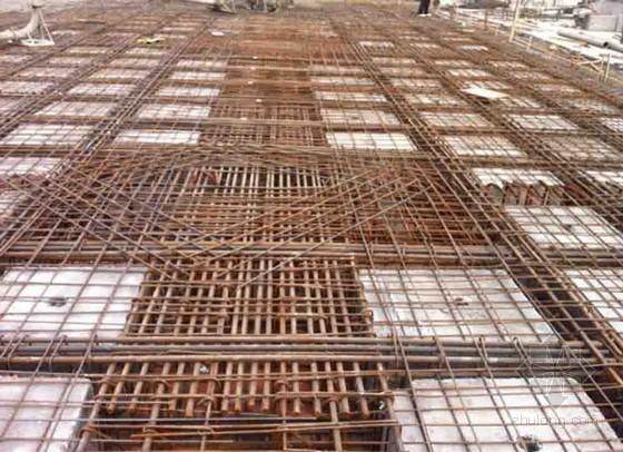 [QC成果]提高现浇GRF薄壁空腔密肋楼盖施工质量