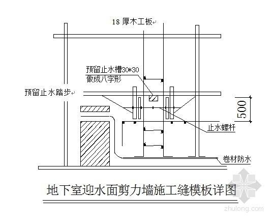 某超高层建筑模板工程专项施工方案(计算书)