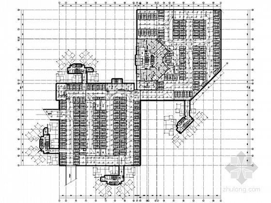[重庆]大型综合性居住小区全套电气施工图纸236张(含7栋高层、地下室)