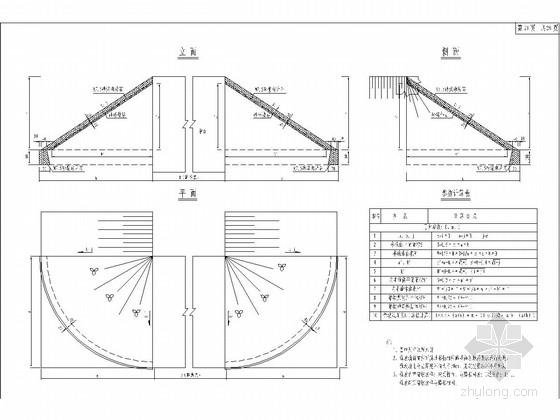 高速公路桥梁公用构造及附属构造设计通用图CAD