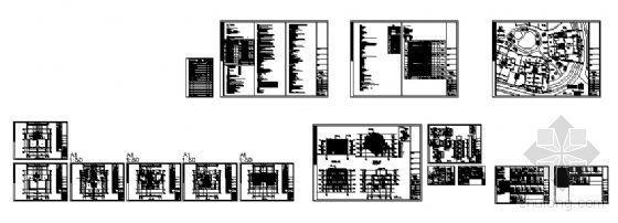 丹堤C区19、20号楼建筑施工图-4