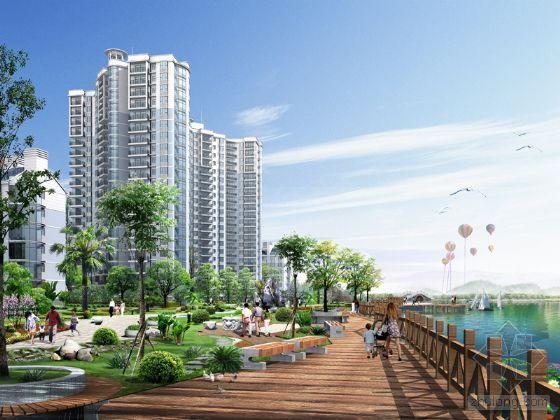 北京某高层住宅施工组织设计