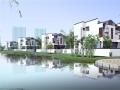 [江苏]大型设计院江南风格新中式住宅别墅区设计方案文本