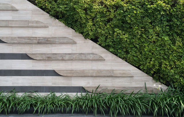 泰国Ceil公寓住宅景观设计_3
