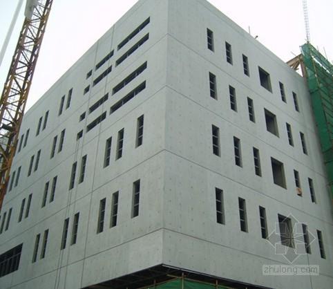 清水混凝土模板施工方案