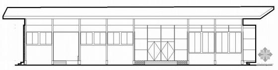 某星级公共厕所建筑结构水电施工图