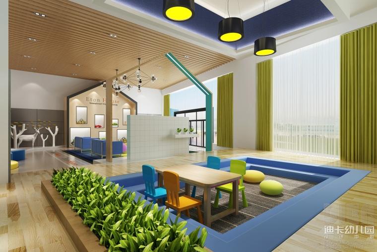 幼儿园设计2-迪卡新加坡——伊顿幼儿园设计第1张图片