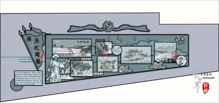 高速公路浮雕设计(图)_2