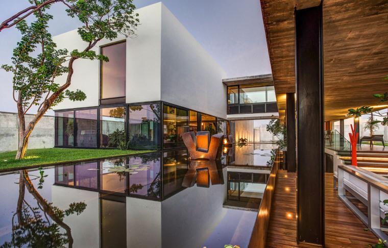 墨西哥马蒂兹住宅