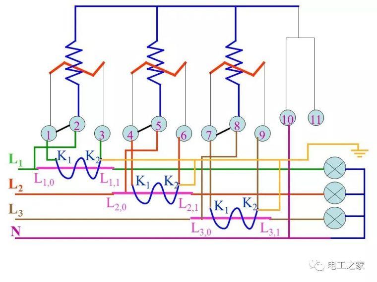 全彩图深度详解照明电路和家用线路_60