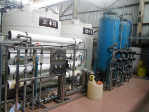 [辽宁]阜新发电有限责任公司锅炉补给水处理工程