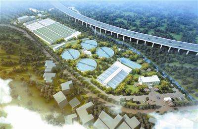 漳州市东墩污水处理厂及配套官网工程(一期)